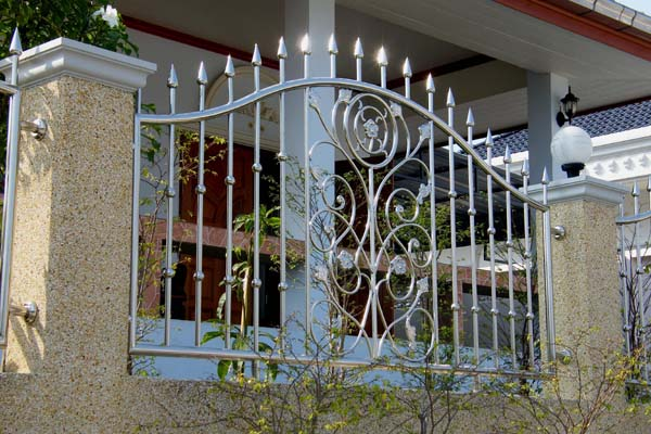 Stainless steel fence klang others price code is based on ftn and simple designease call us for more information workwithnaturefo
