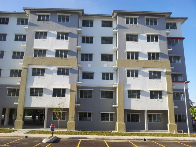 Seroja flat di setia murni setia alam shah alam rent rm700 for Dreamhomes com
